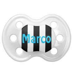 Shop Black and White Stripes - Name Pacifier created by stdjura. Black White Stripes, Black And White, Cute Baby Gifts, Stripes Fashion, Cute Babies, Graphic Design, Black White, Blanco Y Negro, Funny Babies