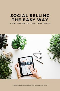 This 7 Day Facebook Live Challenge is curated with boutique owners in mind. This time has shifted the way brick and mortars sell and it's important to sell effectively and successfully! This workshop gives you a variety of tips like how to create a group, a group's features, how to use accessories like lights and cameras to up your game, how to create an event to share with your group and get engagement, all while keeping it sustainable and full of active members!