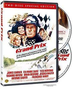James Garner & Eva Marie Saint & John Frankenheimer Grand Prix