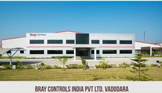 One of our completed industrial project Bray Controls India Pvt Ltd, #Vadodara