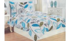 Olivia mikroplüss ágynemű, türkiz, 140 x 200 cm, 70 x 90 cm Comforters, Quilts, Blanket, Bed, House, Furniture, Home Decor, Products, Creature Comforts