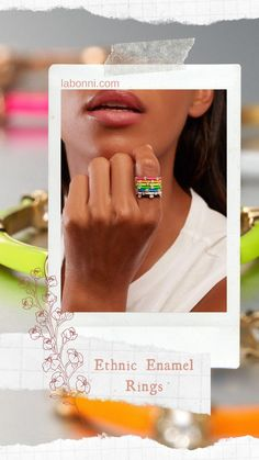 Christmas Gifts For Sister, Sister Gifts, Mother Gifts, Simple Earrings, Women's Earrings, Finger Band, Moms Best Friend, Beaded Rings, Ethnic Jewelry