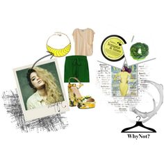 """""""WhyNot? Lemons and Limes"""" by fashionwhynot on Polyvore"""