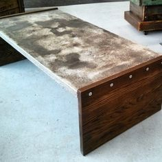 concrete coffee table diy concrete table diy 147 best concrete coffee table side images in 2018