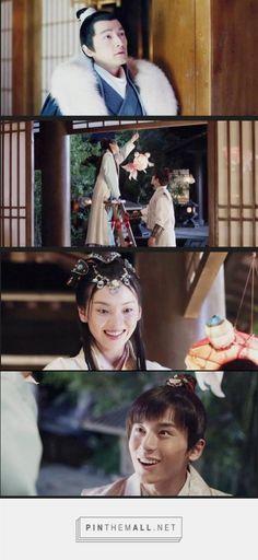 Hanging lanterns in #16 of #Nirvana in Fire #chinese #drama