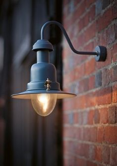 Fisherman Styled Wall Light