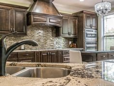 View our kitchen gallery to see for inspiration for your project. We also have free kitchen design tools to help you visualize your new kitchen. Delicatus White Granite, White Granite Kitchen, Kitchen Layout, New Kitchen, Kitchen Tools, Free Kitchen Design, Kitchen Gallery, Log Homes, Granite Countertops