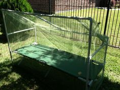 PVC mosquito net frame for summer camp! GR8Scouting