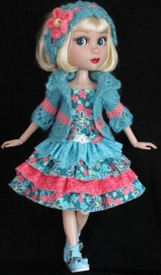 Handmade Outfits For Wilde Imagination/ Tonner Patience Doll