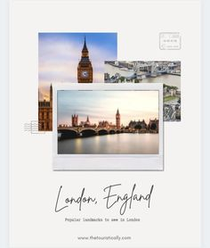 Top spots in London you have to go to London Attractions, London Landmarks, London Places, Things To Do In London, Honeymoon Destinations, London Travel, Cool Places To Visit, Travel Pictures, Travel Inspiration