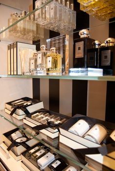 Jo Malone One of my favorite places, everyone should have a jo malone experince: