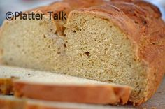 Swedish Limpa Bread - Platter Talk