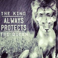 He keeps me safe and gives me a wonderful life! ♥️