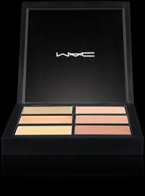 MAC Cosmetics: Studio Conceal and Correct Palette/Light