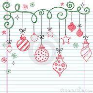 .Christmas dangles
