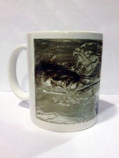Han Solo in Carbonite Star Wars Mug.
