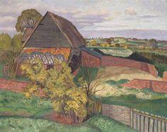 John Nash - The Barn, Wormingford