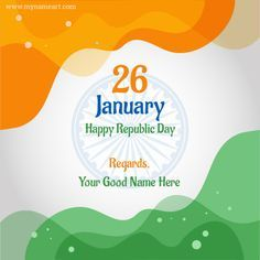 26th January Republic Day Latest Wishes