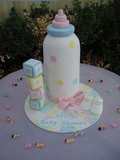 Mamadera / Baby shower 2