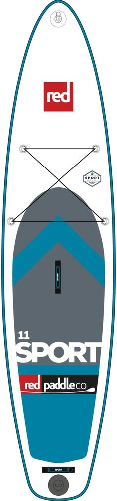 """Red Paddle Co - Sport MSL 11'0"""" SUP"""