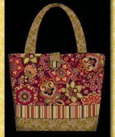 Free Purse Patterns | Claire Bag Purse Pattern by Lazy Girl ... : quilted purse pattern free - Adamdwight.com