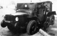1940 CHASSEUR DE CHAR LAFFLY W 15 TCC