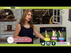 Cofre helado en foami - Hecho con Estilo - YouTube