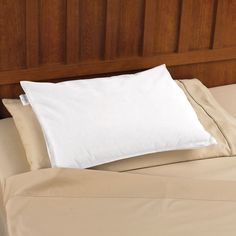 A pillow that's always cold...