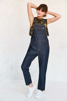 Vans X UO Denim Overall - Urban Outfitters