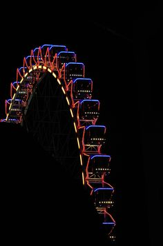 Neon lighting  hiromitsu:    DSC_9369 by chlook on Flickr.