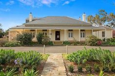 Radical Terrace — 'The Hermitage', Ryde, NSW - one of Sydney's Earliest Intact Homes, Lists for $3.5m+