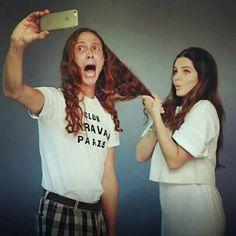 Lana Del Rey and Romain Brau in France #LDR