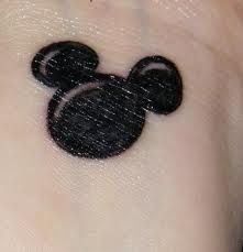 hidden mickey tattoo - Google Search