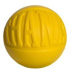 Thanks Wordball Squeezie (R) Stress Reliever - wordball shaped stress reliever