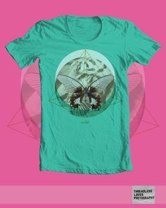 wild on Threadless Mens Tops, T Shirt, Fashion, Supreme T Shirt, Tee, Fashion Styles, Fasion, Fashion Illustrations, Moda