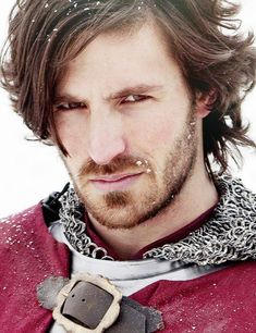 Happy Birthday Eoin Macken (Gwaine from Merlin). He's 30 :)