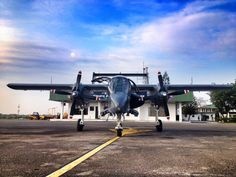 ☠OV-10 Grupo Aéreo del Casanare de la Fuerza Aérea Colombiana