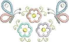 precious machine embroidery