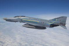 Mc Donnell F4 F Luftwaffe