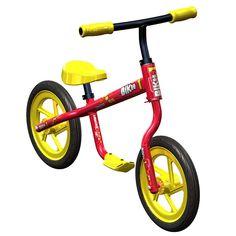 The Trikke Bikee Balance Bike
