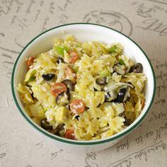 Artichoke Pasta Salad | Food Prepper