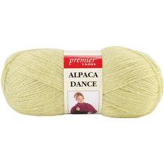 Deborah Norville Alpaca Dance Yarn wood nymph foxy custard $6.49