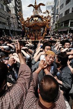 Sanja festival Japan