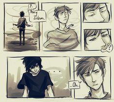 Nico and Percy (by Viria) Death Scene pt1