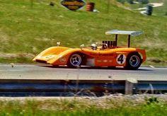 Bruce McLaren M8B 1969 Mosport