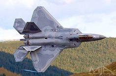 Lockheed-Martin F-22A Raptor