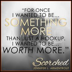 June 16, 2015! Release day for Scorched! Jennifer Armentrout's companion novel to Frigid!