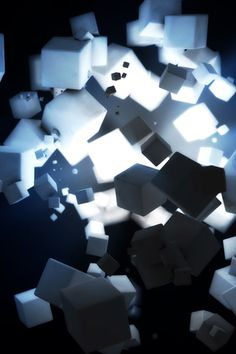 Cube Explosion Android Wallpaper HD