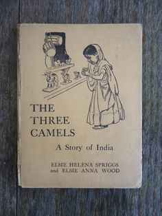The Three Camels  A Story of India Children's by Catsandclover, $12.00