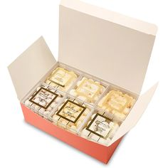 Paloma's Luxe Lolly Gift Box is a lolly gift box with a selection of six different candy types in fresh whites, bundled into one premium gift box. Delivery Australia-wide & Afterpay available > Candy Gift Box, Candy Boxes, Candy Gifts, Pineapple Gifts, All Candy, Banana Berry, Box Delivery, Gummy Bears, Jelly Beans